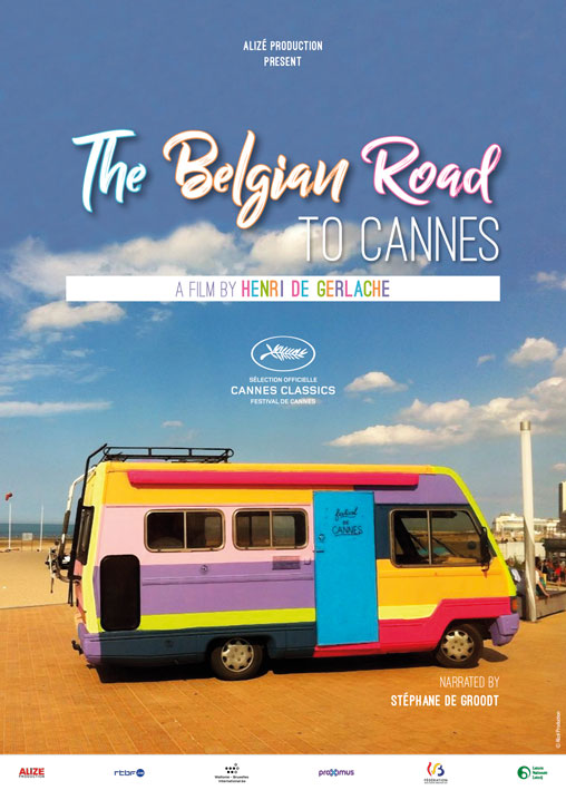 The Belgium road to Cannes